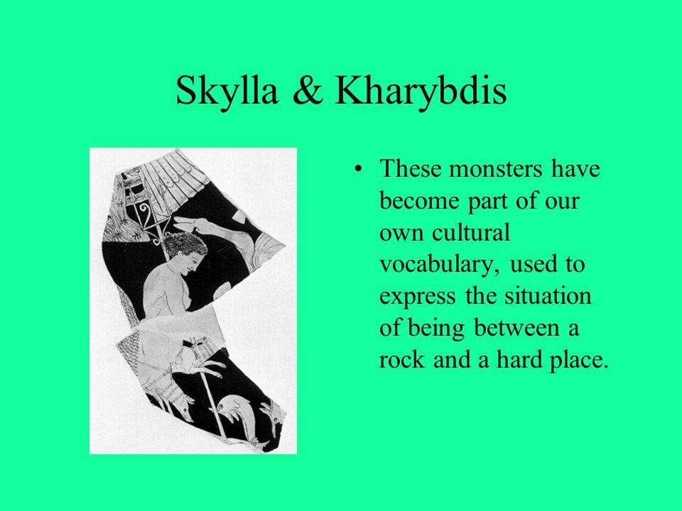 Skylla & Kharybdis