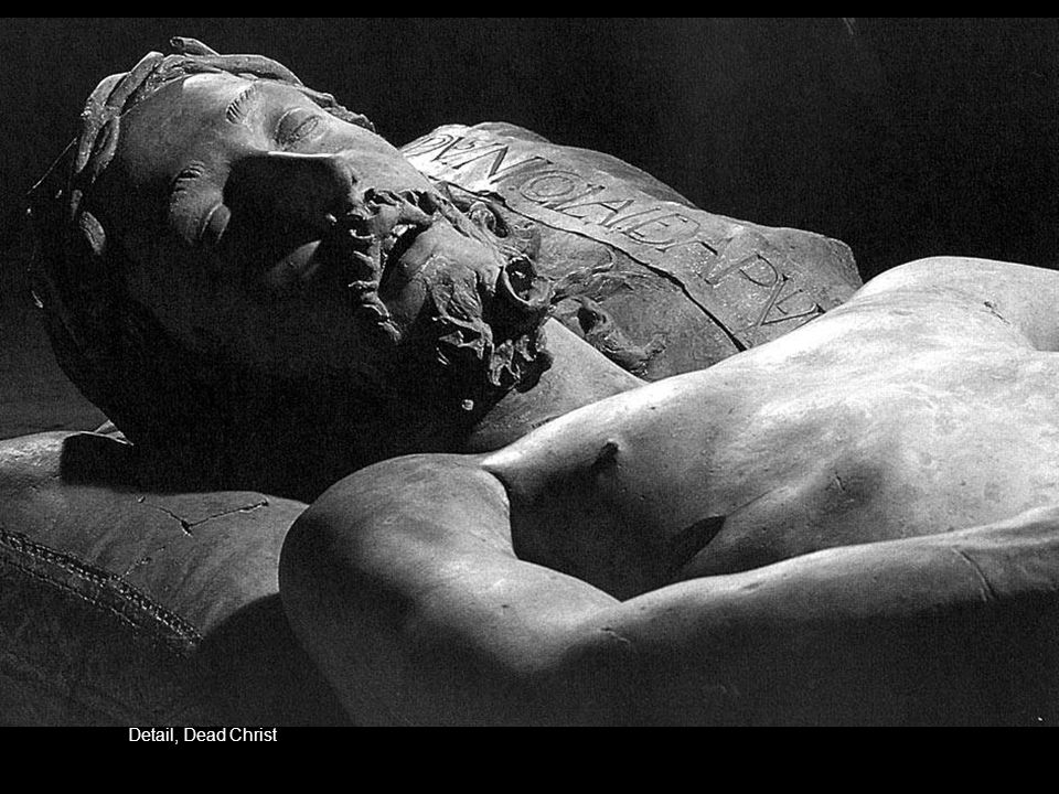 Detail, Dead Christ