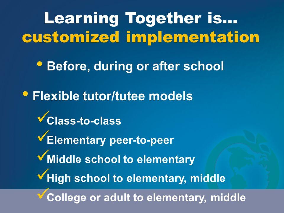 customized implementation