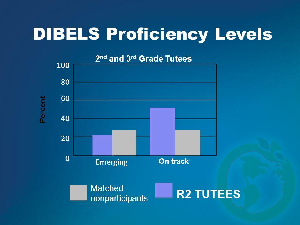 DIBELS Proficiency Levels