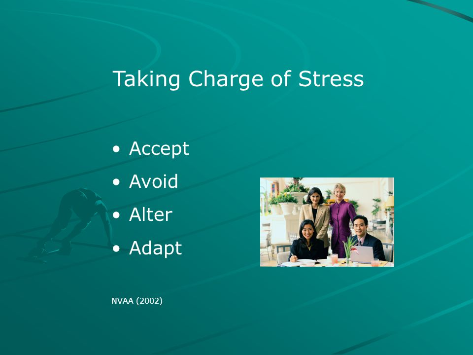 Taking Charge of Stress