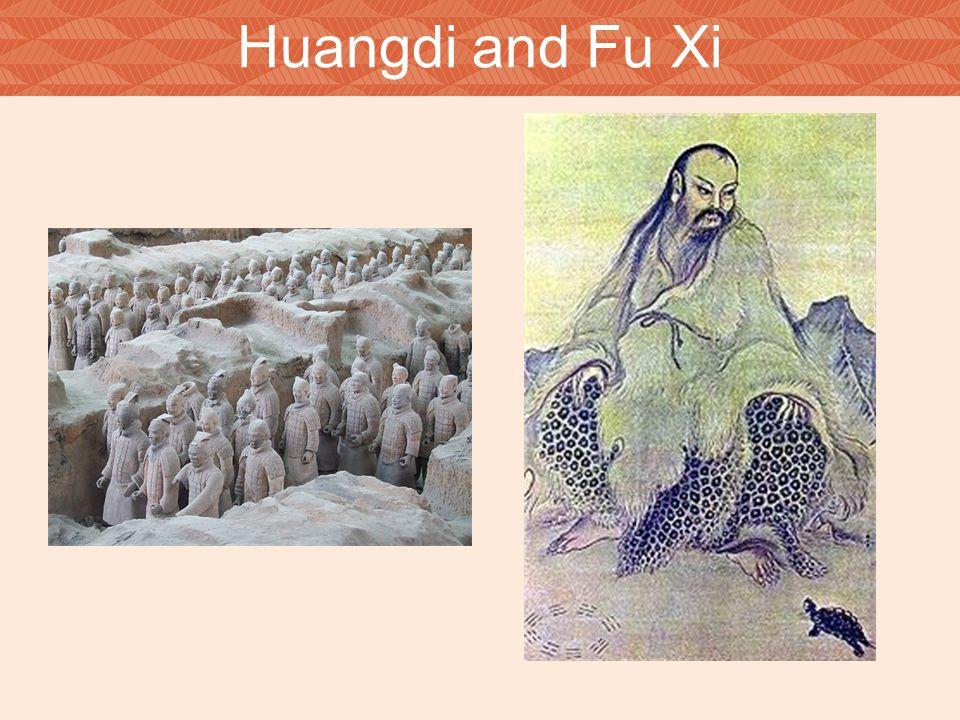 Huangdi and Fu Xi