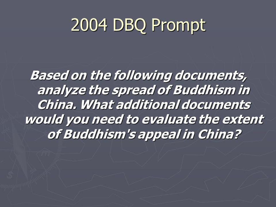 2004 DBQ Prompt