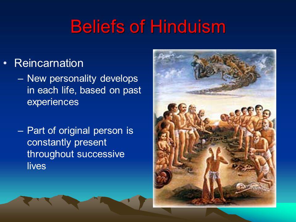 Beliefs of Hinduism Reincarnation