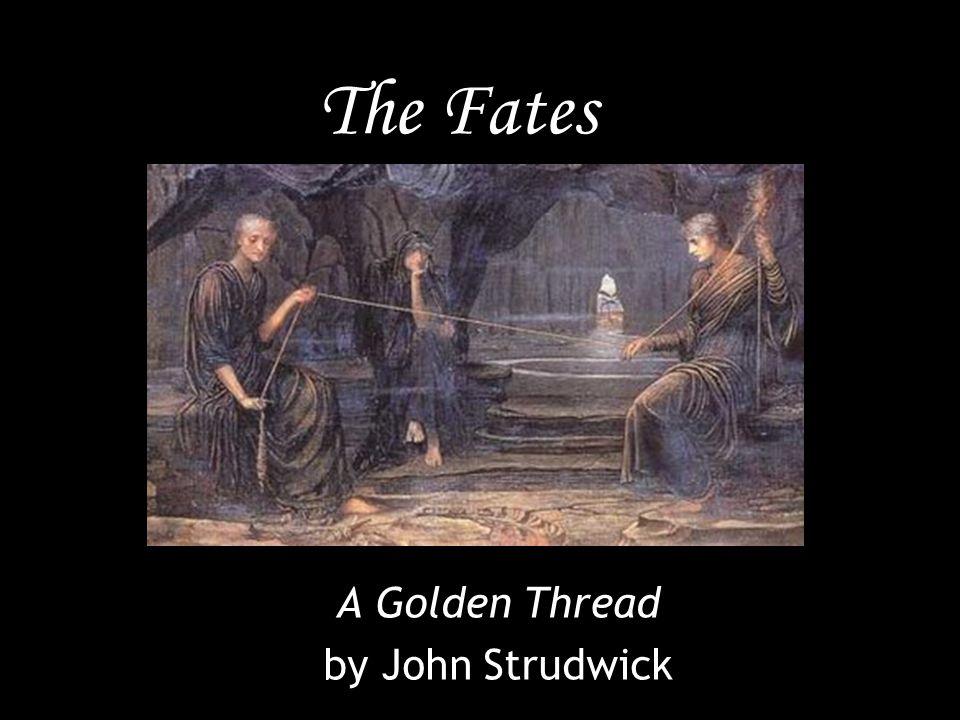 A Golden Thread by John Strudwick