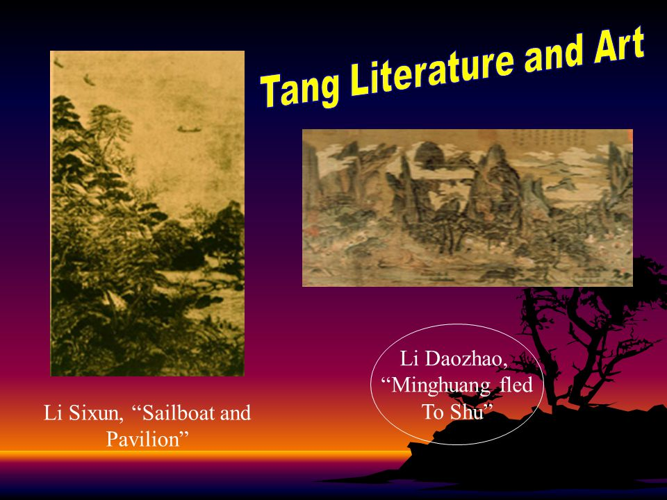 Tang Literature and Art