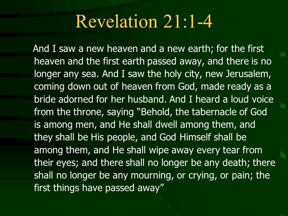 Revelation 21:1-4