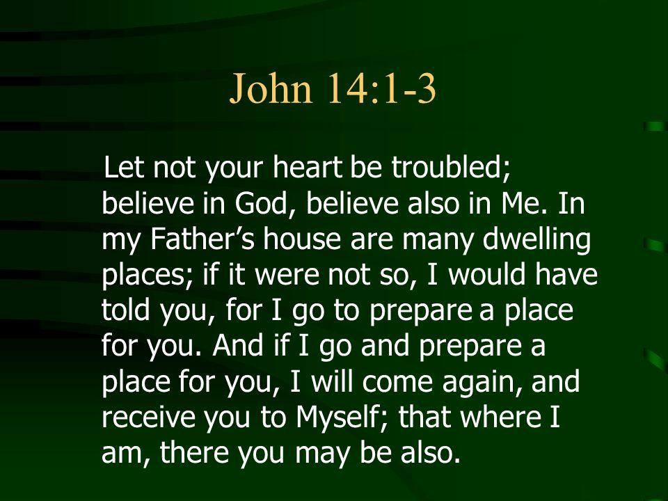 John 14:1-3