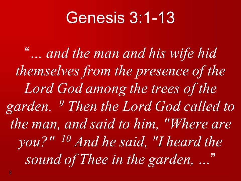 Genesis 3:1-13