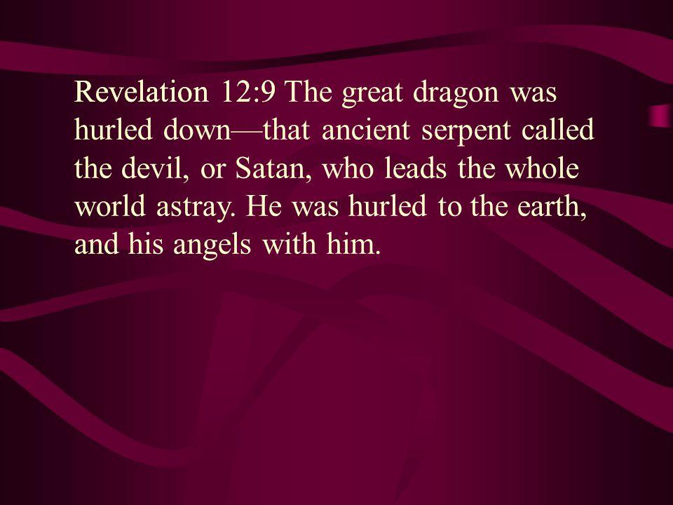 Revelation 12:9