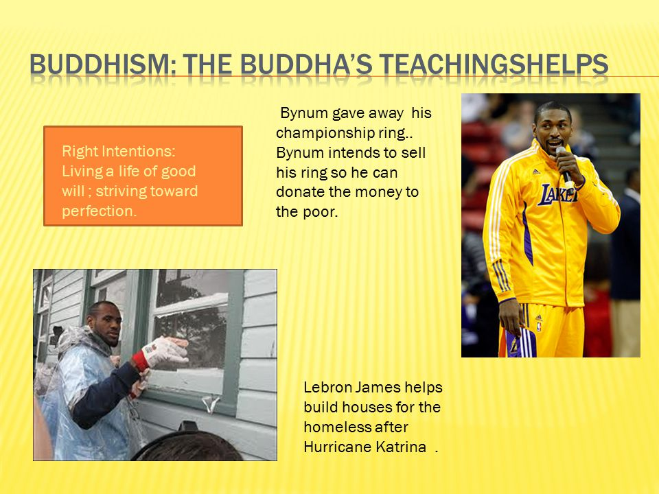 BUDDHISM: THE BUDDHA'S TEACHINGShelps