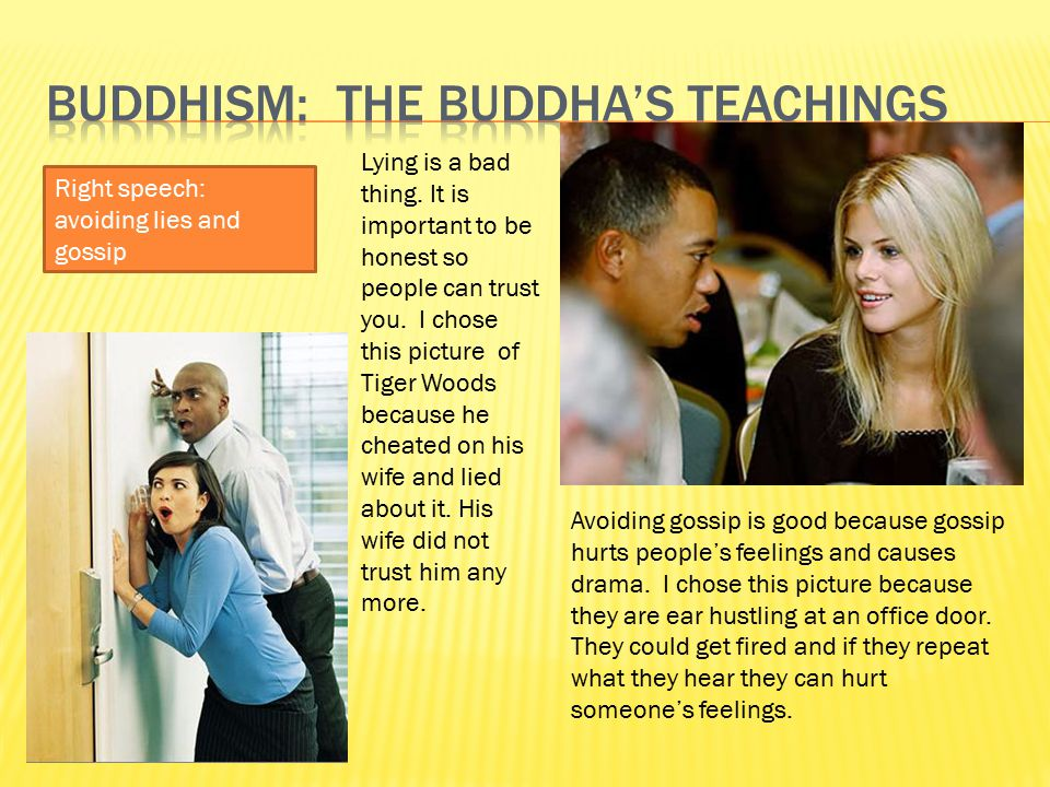 Buddhism: the buddha's teachings
