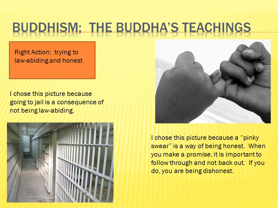 BUDDHISM; THE BUDDHA'S TEACHINGS