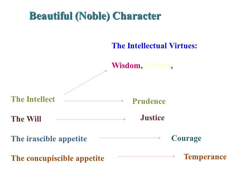 Beautiful (Noble) Character