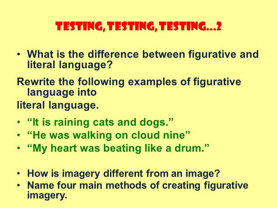Testing, testing, testing...2