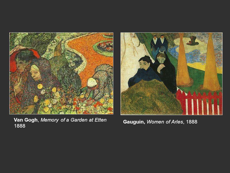 Van Gogh, Memory of a Garden at Etten