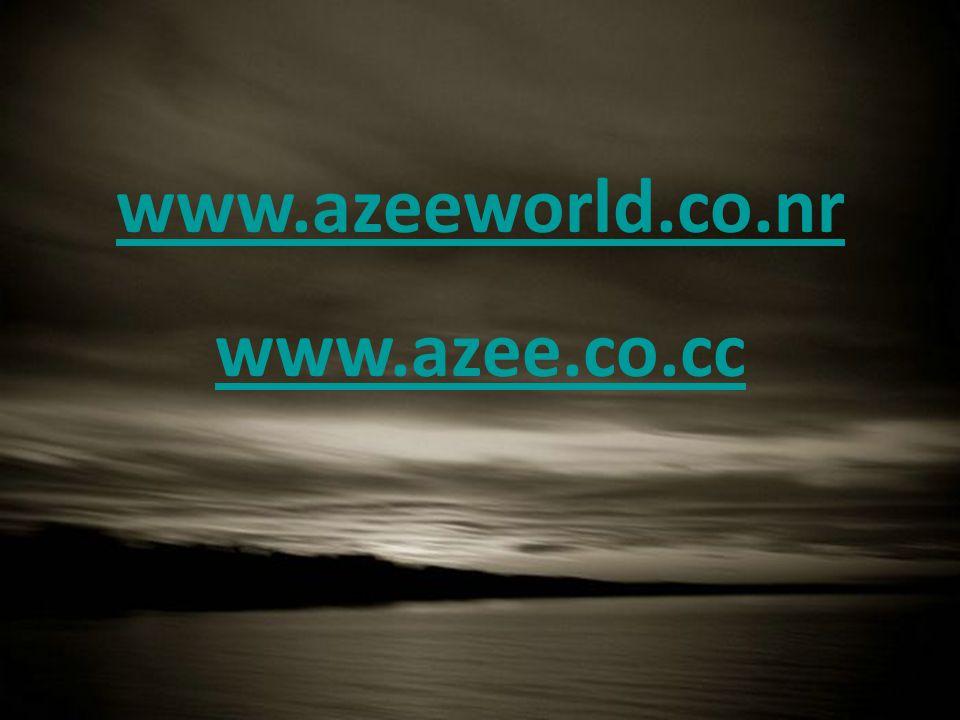 www.azeeworld.co.nr www.azeeworld.co.nr www.azee.co.cc www.azee.co.cc