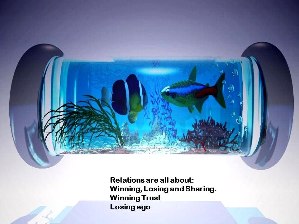 Relations are all about: