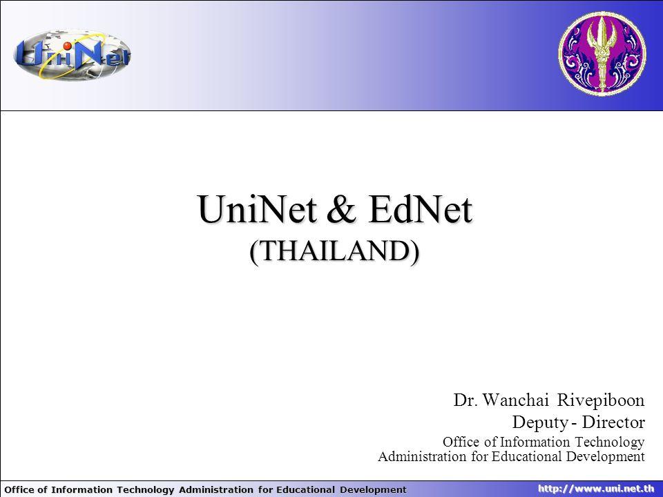 UniNet & EdNet (THAILAND)