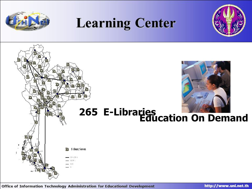 Learning Center Education On Demand (10) 265 E-Libraries