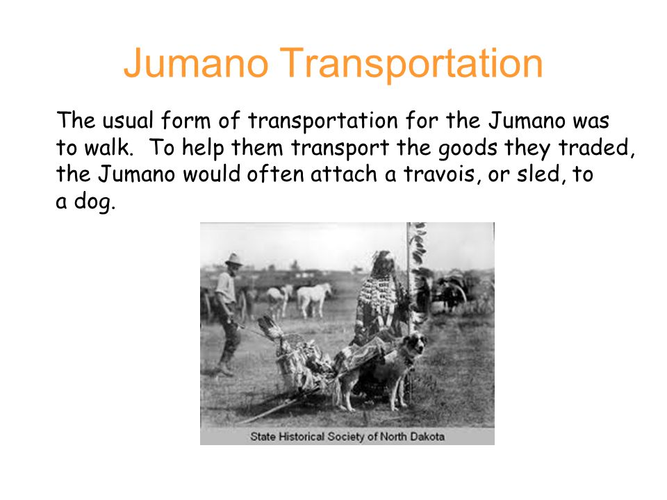Jumano Transportation