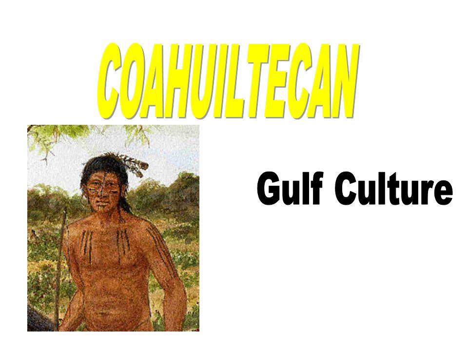 COAHUILTECAN Gulf Culture