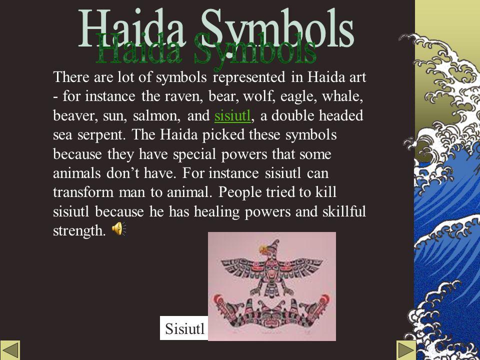 Haida Symbols