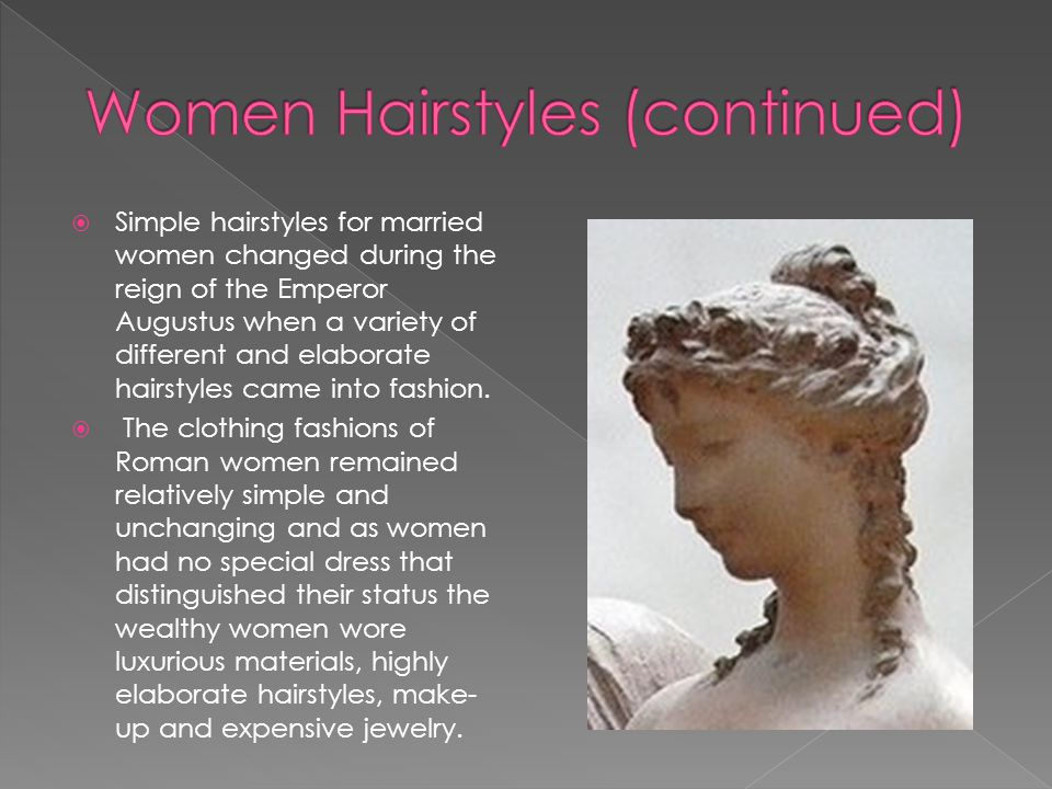 Women Hairstyles (continued)