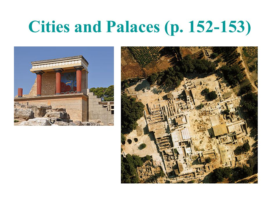 Cities and Palaces (p. 152-153)