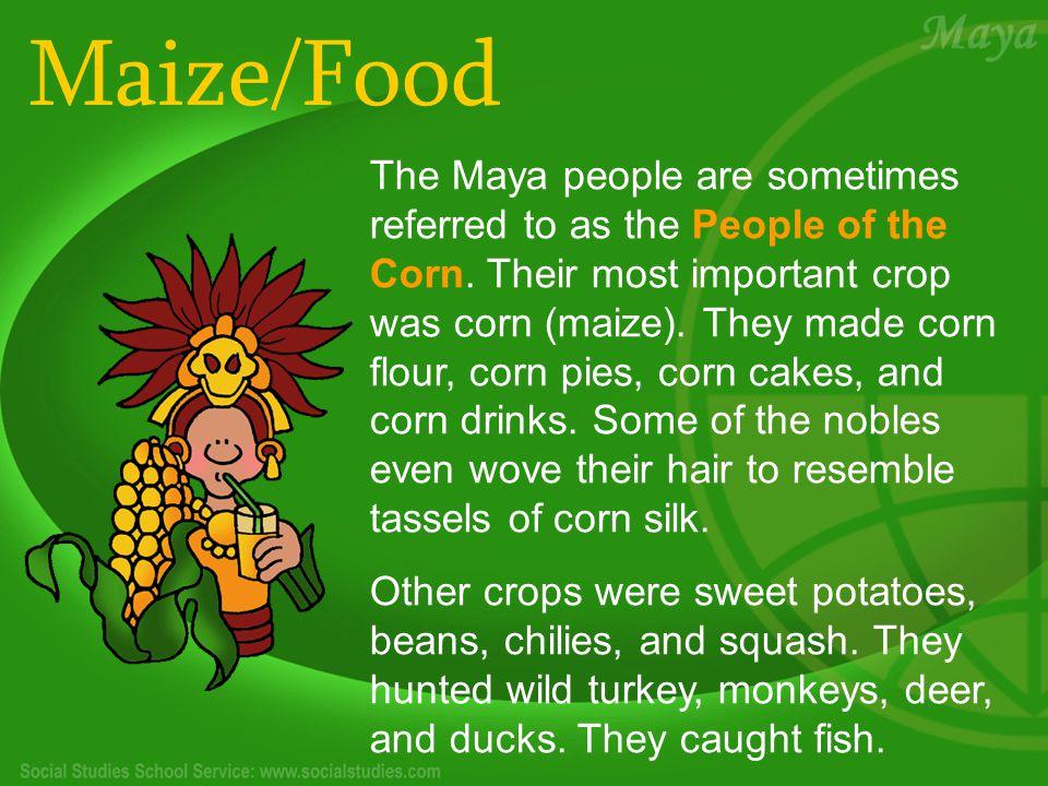 Maize/Food