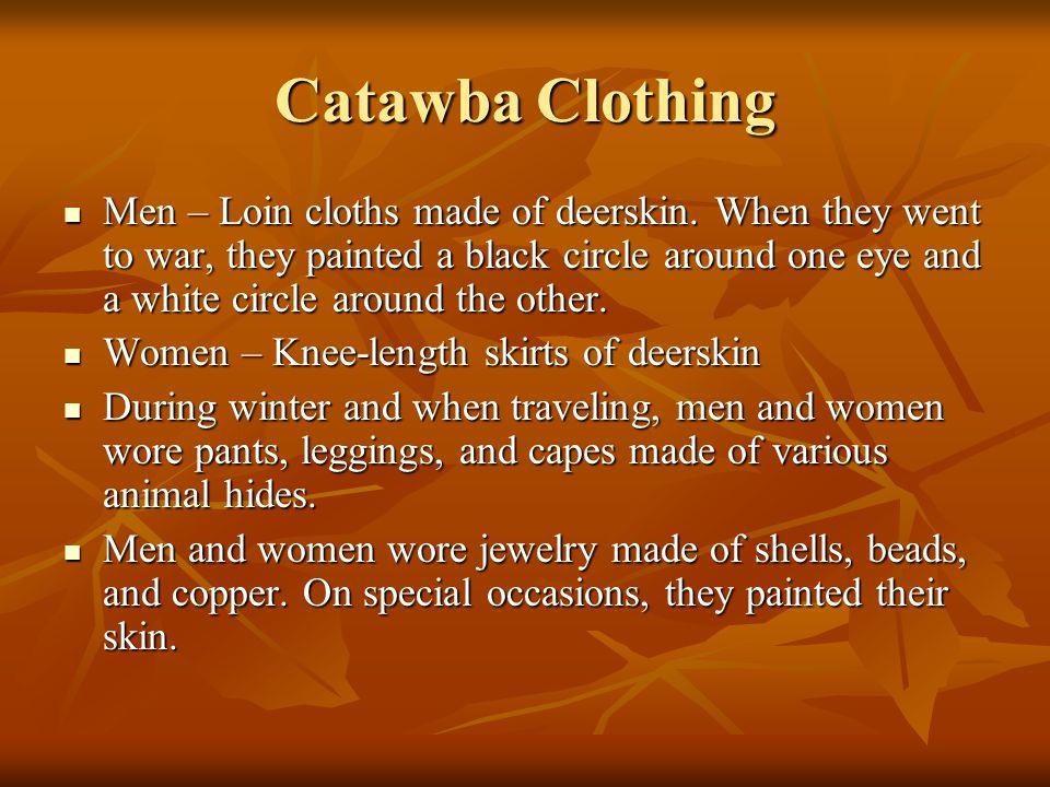 Catawba Clothing