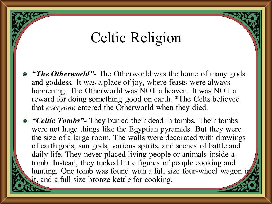 Celtic Religion