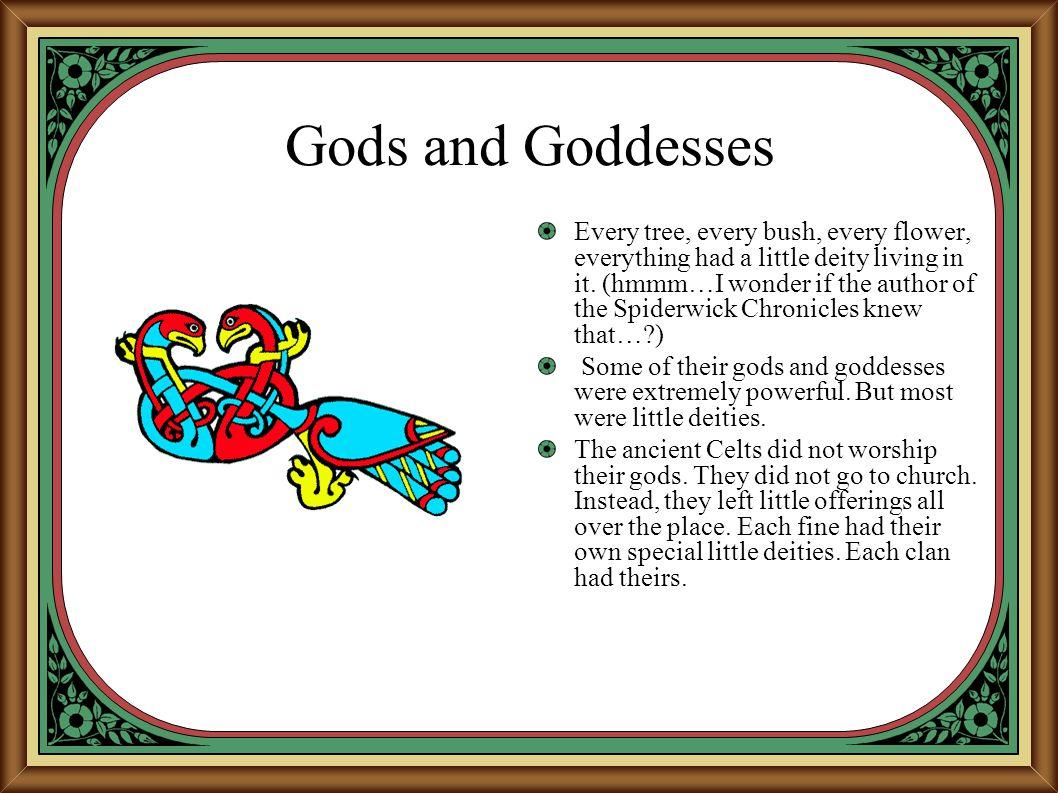 Gods and Goddesses