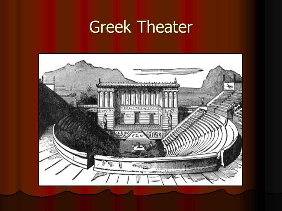 an overview of wars and the effects on ancient greek theatre Modern american theatre resource: wilson/goldfarb, chapter 14 realism is in the mainstream but some turn their backs on it change comes slowly.