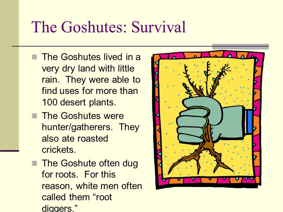 The Goshutes: Survival