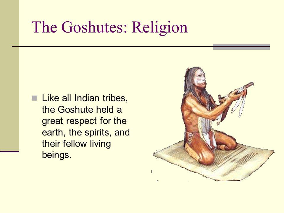 The Goshutes: Religion