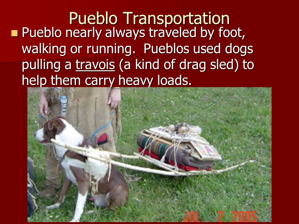 Pueblo Transportation