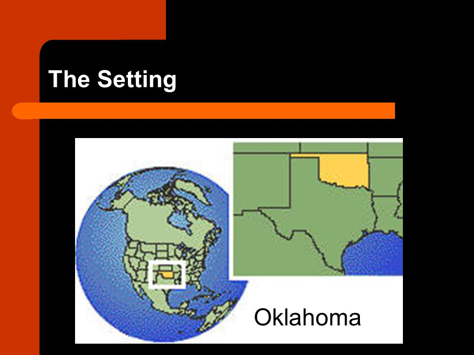 The Setting Oklahoma