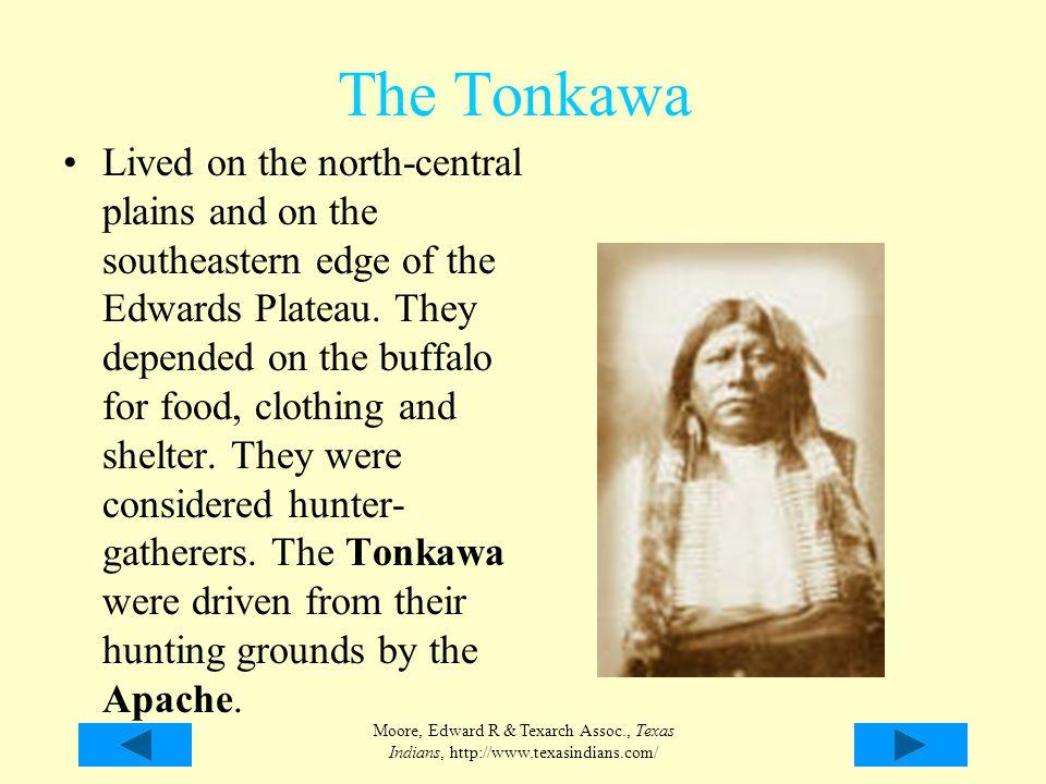 The Tonkawa