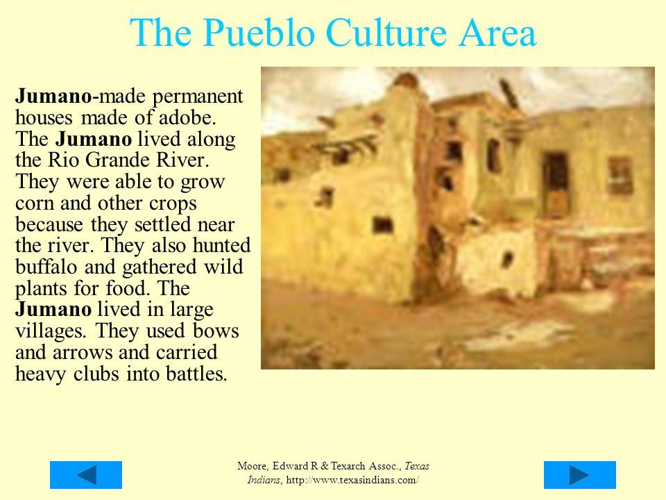 The Pueblo Culture Area