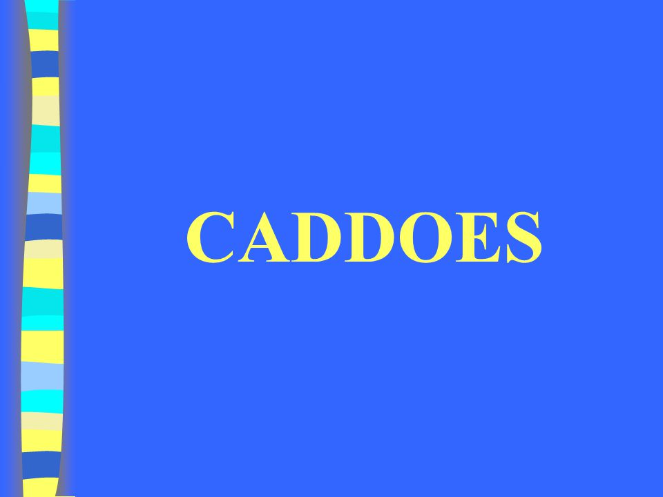 CADDOES