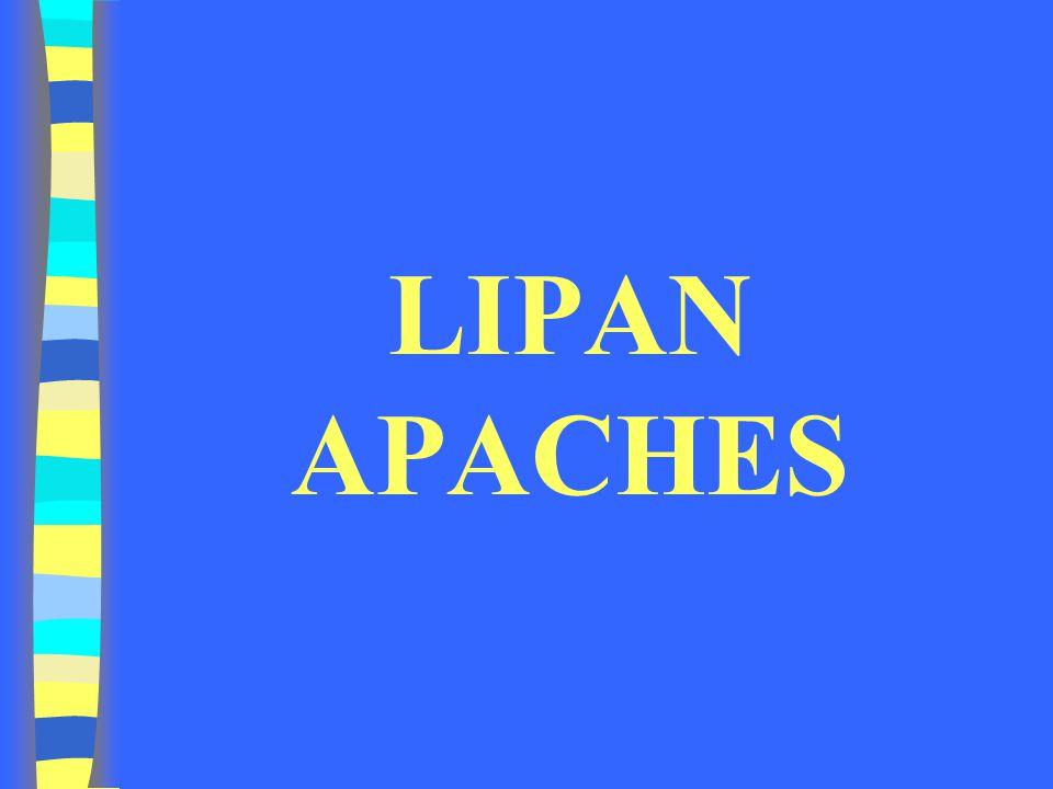 LIPAN APACHES