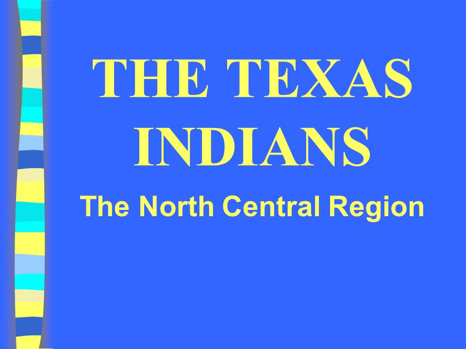 The North Central Region