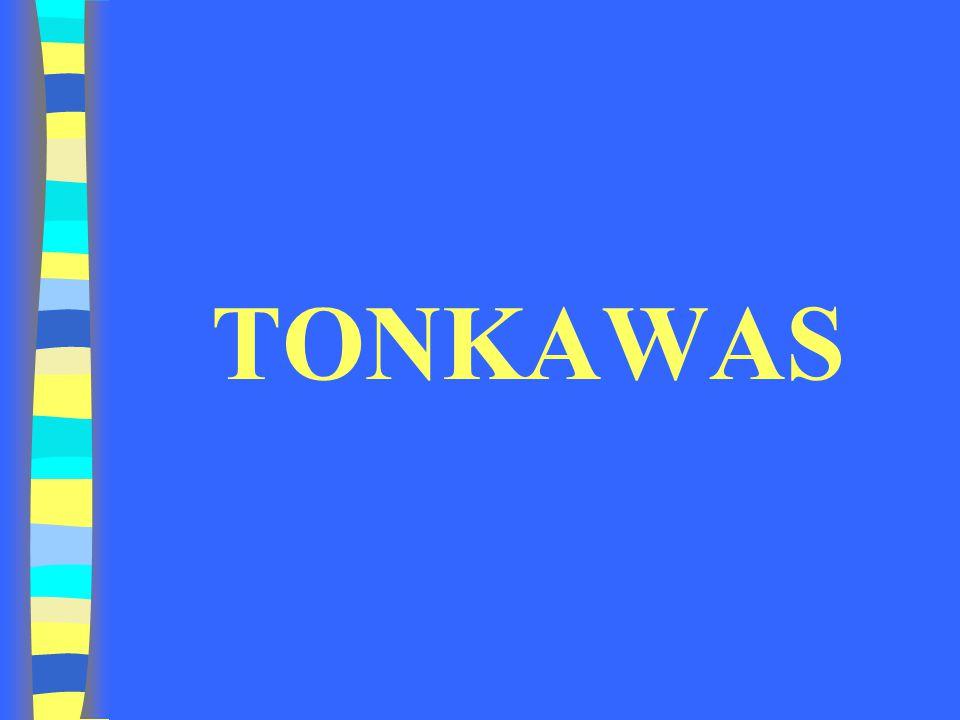TONKAWAS