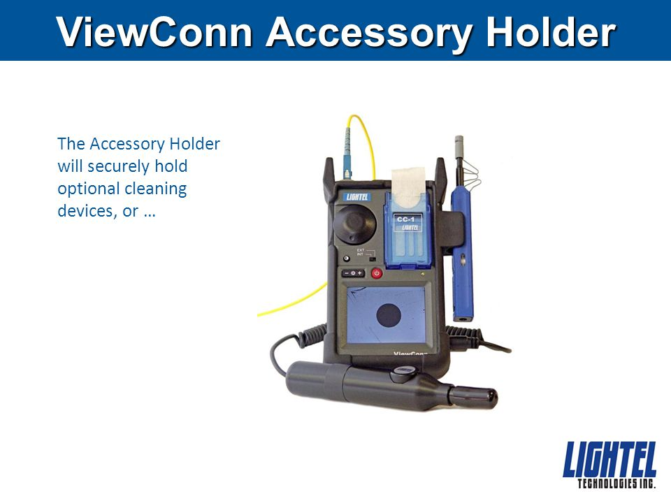ViewConn Accessory Holder