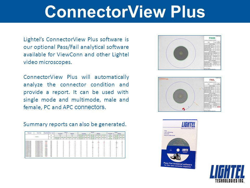 ConnectorView Plus