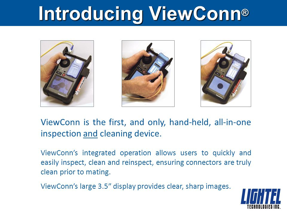 Introducing ViewConn®