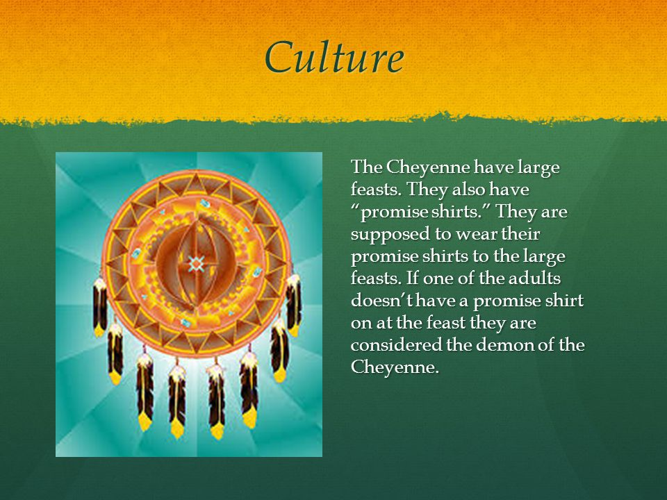 the cheyenne tribe made by cohen ppt