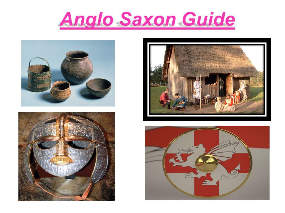 Anglo Saxon Guide
