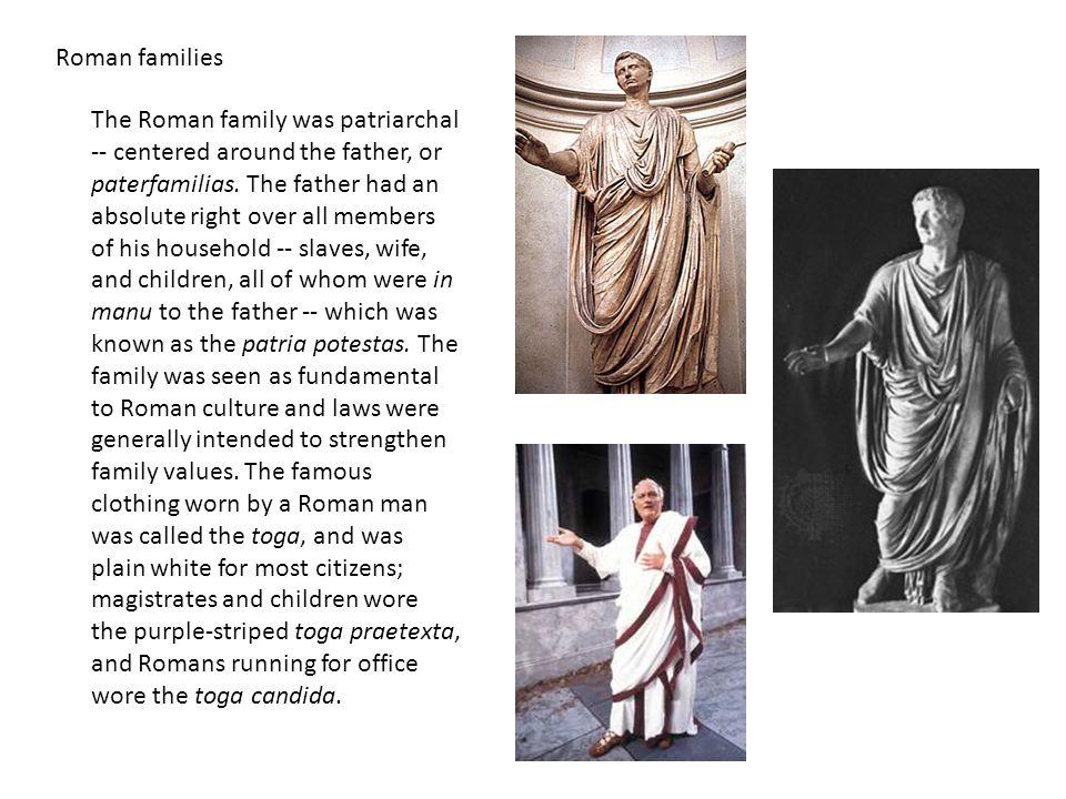 Roman families